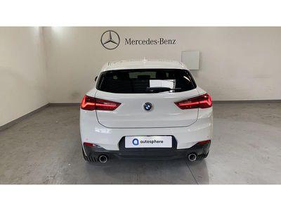 BMW X2 XDRIVE20DA 190CH M SPORT EURO6D-T - Miniature 4