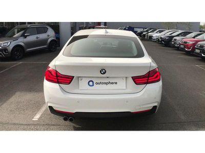 BMW SERIE 4 GRAN COUPE 420DA XDRIVE 190CH M SPORT - Miniature 4