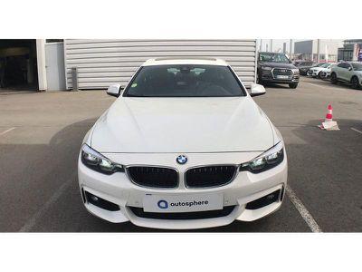 BMW SERIE 4 GRAN COUPE 420DA XDRIVE 190CH M SPORT - Miniature 5