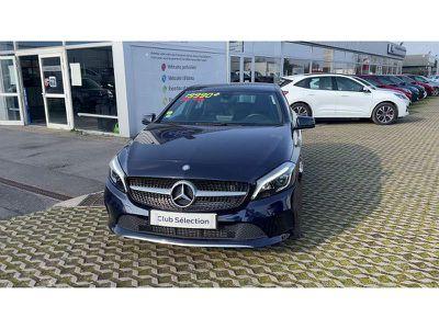 Leasing Mercedes Classe A 180 D Sensation