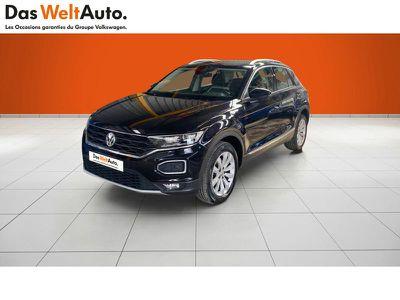Volkswagen T-roc 1.5 TSI EVO 150ch Carat DSG7 Euro6d-T occasion