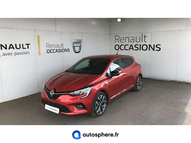 RENAULT CLIO 1.0 TCE 100CH EDITION ONE - Miniature 1