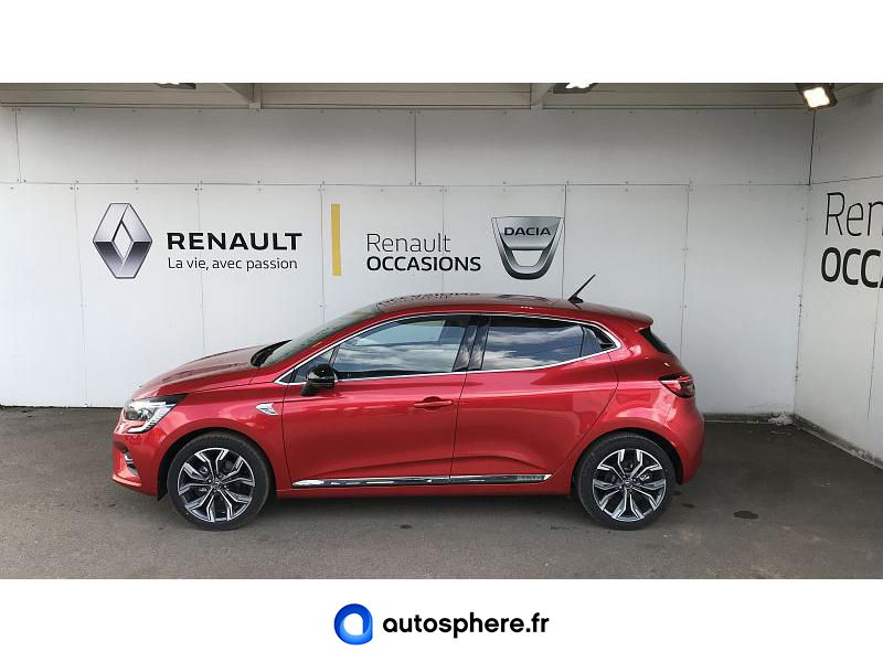 RENAULT CLIO 1.0 TCE 100CH EDITION ONE - Miniature 3