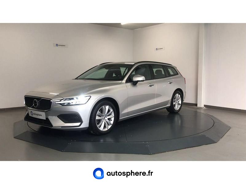 VOLVO V60 D4 190CH ADBLUE MOMENTUM GEARTRONIC IMPORT - Photo 1