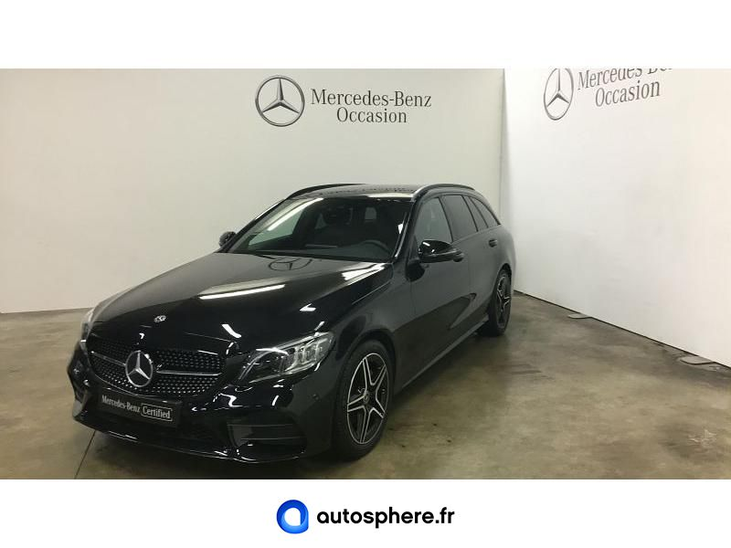MERCEDES CLASSE C BREAK 200 D 160CH AMG LINE 9G-TRONIC - Photo 1