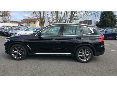 BMW X3 XDRIVE20DA 190CH XLINE EURO6D-T - Miniature 3
