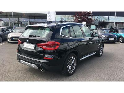 BMW X3 XDRIVE20DA 190CH XLINE EURO6D-T - Miniature 2
