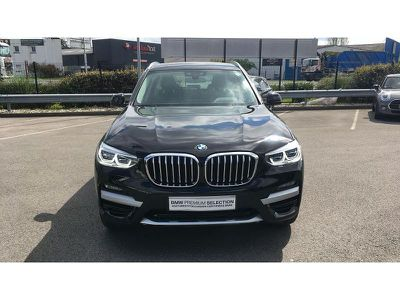 BMW X3 XDRIVE20DA 190CH XLINE EURO6D-T - Miniature 5