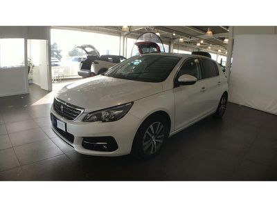 Peugeot 308 1.5 BlueHDi 130ch S&S Allure EAT8 occasion