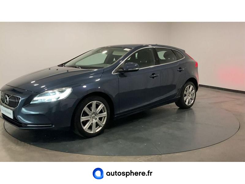 VOLVO V40 D2 120CH INSCRIPTION - Photo 1