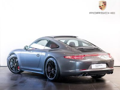 PORSCHE 911 (991) COUPE CARRERA 4S PDK - Miniature 3