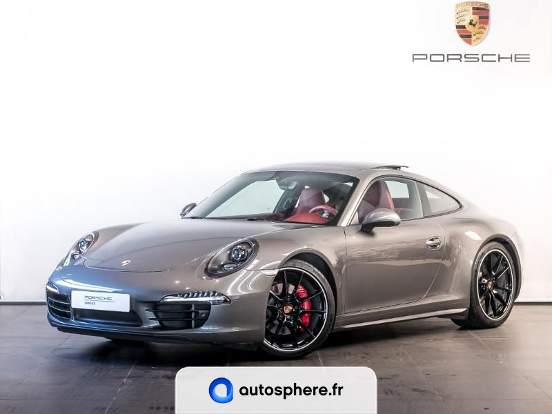 PORSCHE 911 (991) COUPE CARRERA 4S PDK - Photo 1