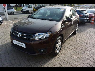 Dacia Logan 1.2 16v 75ch Lauréate Euro6 occasion