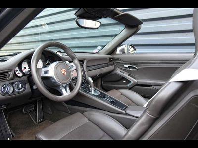 PORSCHE 911 CABRIOLET TURBO S - Miniature 4
