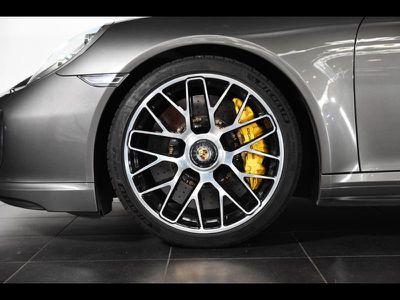 PORSCHE 911 CABRIOLET TURBO S - Miniature 5