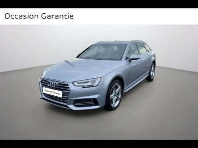 Audi A4 Avant 2.0 TDI 150ch S line S tronic 7 occasion
