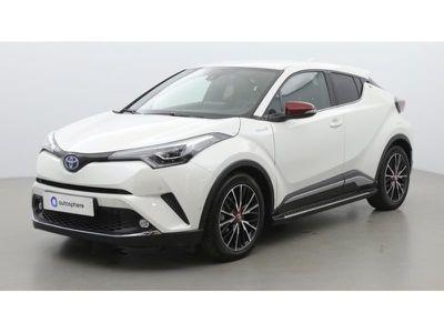 Leasing Toyota C-hr 122h Distinctive 2wd E-cvt