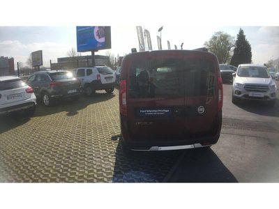 FIAT DOBLO 1.6 MULTIJET 16V 120CH DPF S&S TREKKING EURO 6D - Miniature 4
