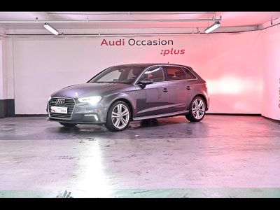 Audi A3 Sportback 1.4 TFSI 204ch e-tron S line S tronic 6 occasion