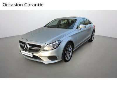 Mercedes Classe Cls 350 BlueTEC 4Matic 7G-Tronic + occasion