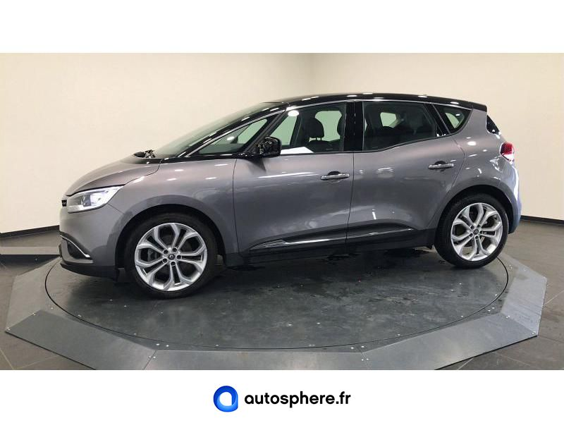 RENAULT SCENIC 1.5 DCI 110CH ENERGY BUSINESS - Miniature 1