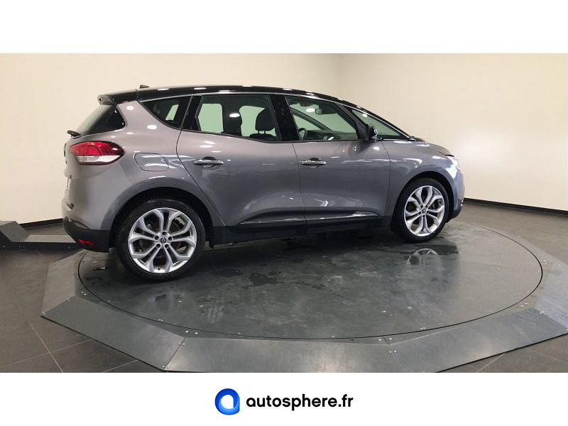 RENAULT SCENIC 1.5 DCI 110CH ENERGY BUSINESS - Miniature 2