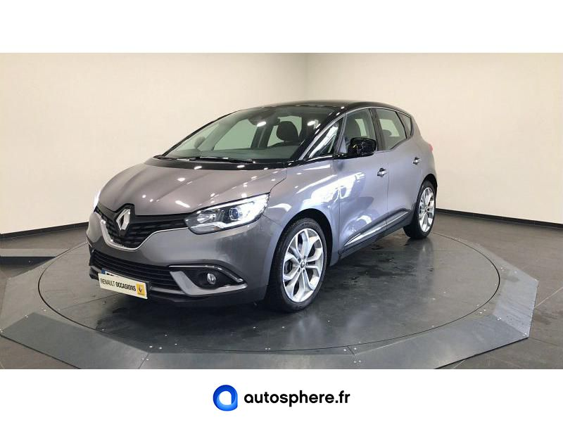 RENAULT SCENIC 1.5 DCI 110CH ENERGY BUSINESS - Miniature 3