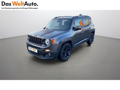 Jeep Renegade 1.6 MultiJet S&S 95ch Brooklyn Edition occasion