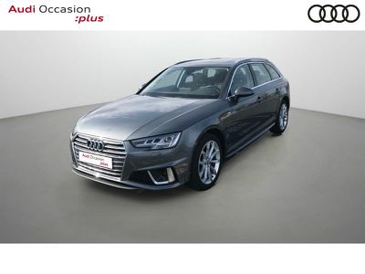 Audi A4 Avant 40 TFSI 190ch Design Luxe S tronic 7 Euro6d-T occasion