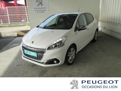 Peugeot 208 1.2 PureTech 82ch E6.c Signature 5p occasion