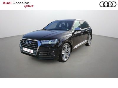 Audi Sq7 4.0 V8 TDI 435ch clean diesel quattro Tiptronic 7 places occasion