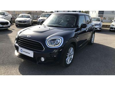 Leasing Mini Countryman Cooper D 150ch Red Hot Chili