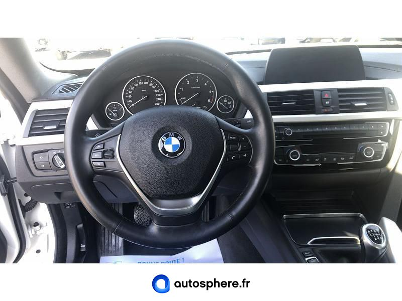BMW SERIE 4 GRAN COUPE 418D 150CH LOUNGE - Miniature 2