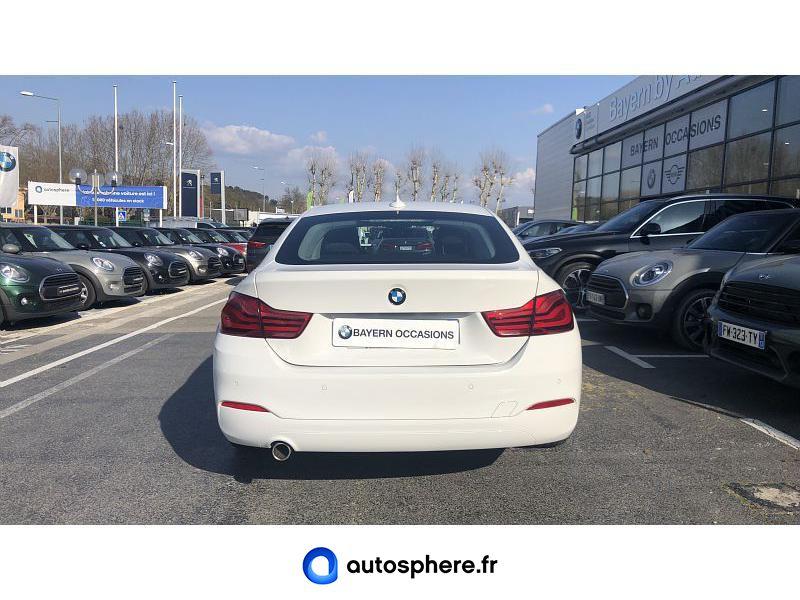 BMW SERIE 4 GRAN COUPE 418D 150CH LOUNGE - Miniature 5
