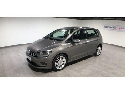 VOLKSWAGEN GOLF SPORTSVAN 1.6 TDI 110CH BLUEMOTION TECHNOLOGY FAP CONFORTLINE - Miniature 1