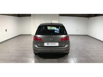 VOLKSWAGEN GOLF SPORTSVAN 1.6 TDI 110CH BLUEMOTION TECHNOLOGY FAP CONFORTLINE - Miniature 4