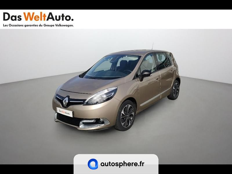 RENAULT SCENIC XMOD 1.5 DCI 110CH BOSE EDC 2015 - Photo 1