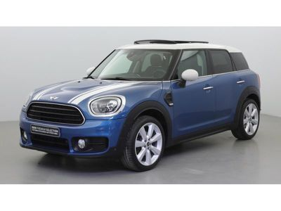 Leasing Mini Countryman Cooper D 150ch Red Hot Chili Bva