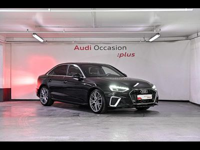 Audi A4 35 TDI 163ch S line S tronic 7 occasion
