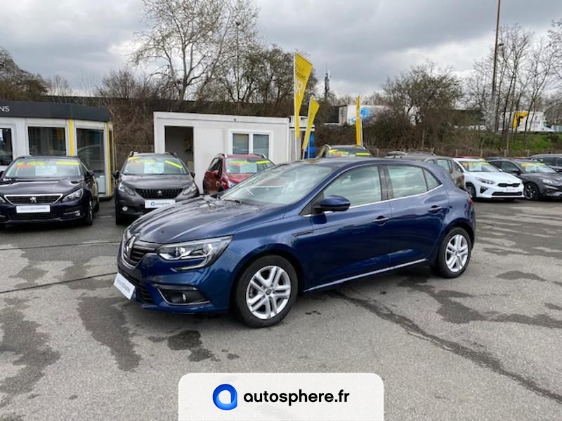 RENAULT MEGANE 1.3 TCE 140CH FAP BUSINESS EDC - Photo 1