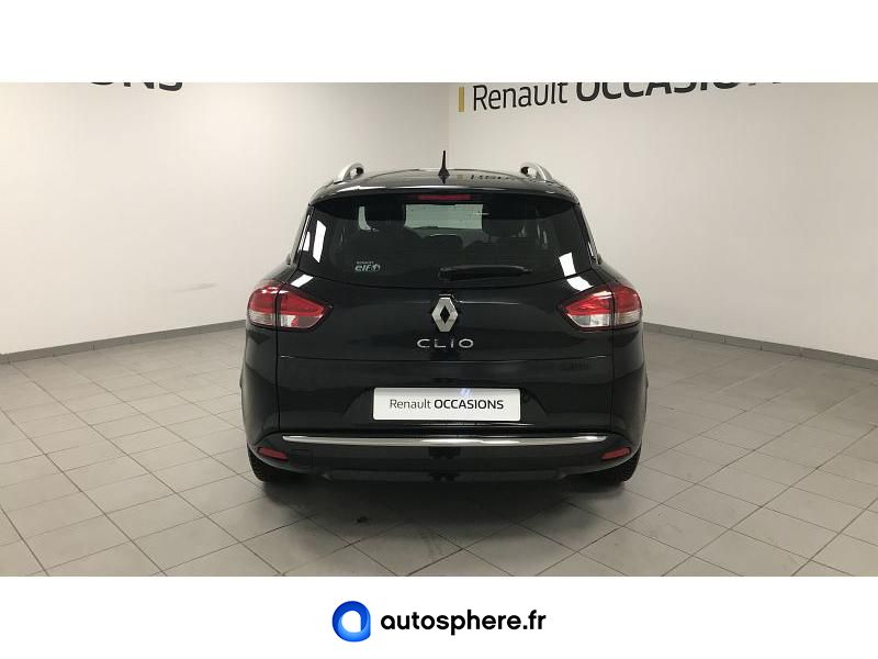 RENAULT CLIO ESTATE 0.9 TCE 75CH ENERGY LIMITED EURO6C - Miniature 4