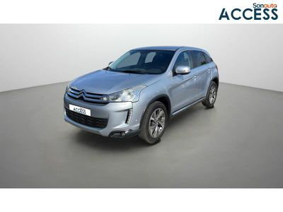 Citroen C4 Aircross 1.8 HDi 4x4 Exclusive occasion