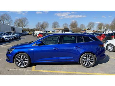 RENAULT MEGANE ESTATE 1.6 E-TECH PLUG-IN 160CH INTENS - Miniature 3