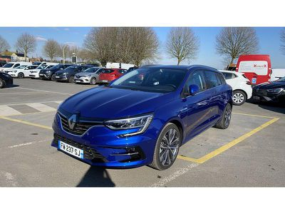 RENAULT MEGANE ESTATE 1.6 E-TECH PLUG-IN 160CH INTENS - Miniature 1