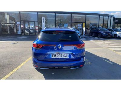 RENAULT MEGANE ESTATE 1.6 E-TECH PLUG-IN 160CH INTENS - Miniature 4