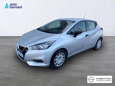 Leasing Nissan Micra 1.0 71ch Visia Pack