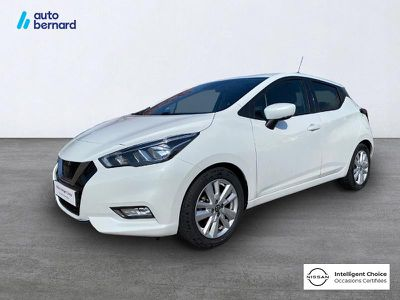 Leasing Nissan Micra 1.0 Ig-t 100ch N-connecta 2018