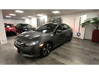 Honda Civic 1.5 i-VTEC 182ch Exclusive CVT 4p occasion