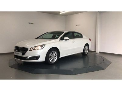 Leasing Peugeot 508 1.6 Bluehdi 120ch Style S&s Eat6