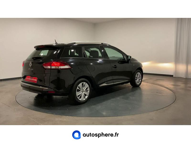 RENAULT CLIO ESTATE 0.9 TCE 75CH ENERGY LIMITED EURO6C - Miniature 2